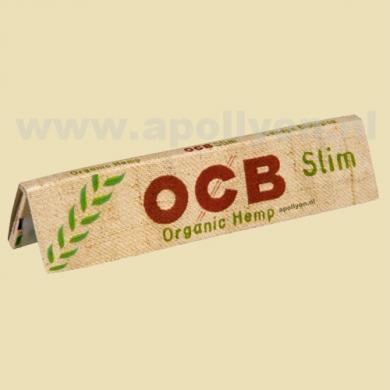 OCB Organic Hemp King Size Papers