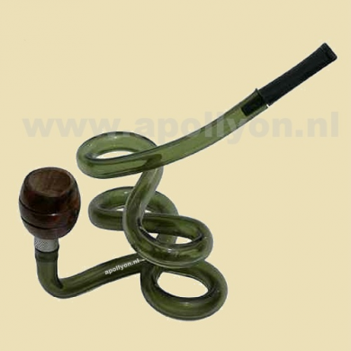 Pipe Acrylic Twisted