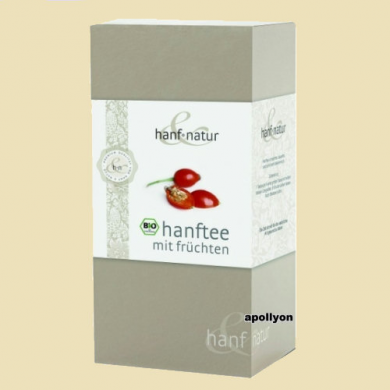 Premium Hennep Thee Blend Fruit