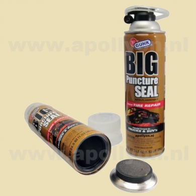 Puncture  Seal Safe