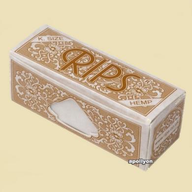 Rips Hemp Paper King Size Rolls