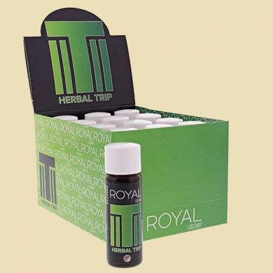 Royal T Herbal LSD