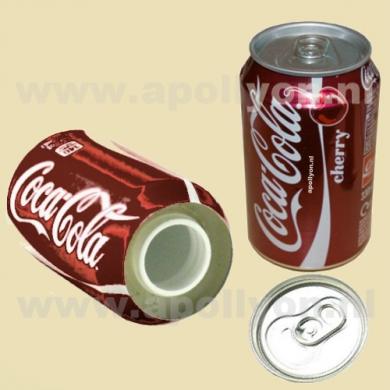 Safe Coca-Cola Cherry Blikje