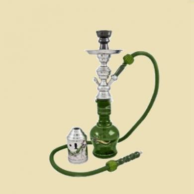Sisha gizeh green 48 cm