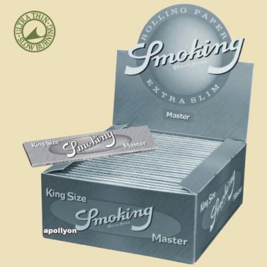 Smoking Master K.S. Extra Slim 50pks/33L