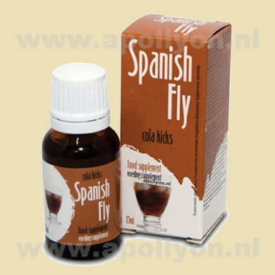 Spanish Fly Cola Kicks