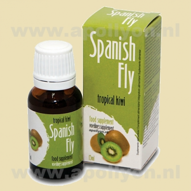 Spanish Fly Tropical Kiwi