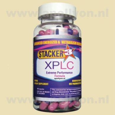 Stacker 3 XPLC - 100 caps