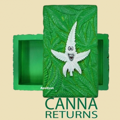 Stash Box Weed Cannaheroes Canna Returns