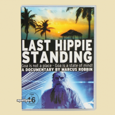 The Last Hippie Standing DVD