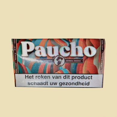 Paucho Tabak Nicotinevrij