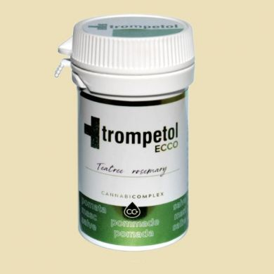 Trompetol Salve Ecco Tea tree