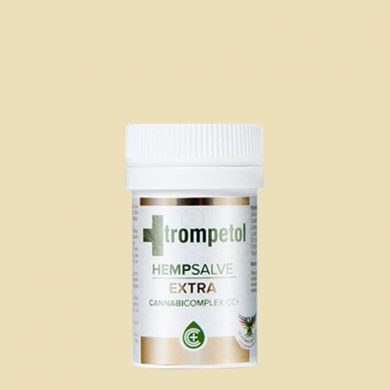 Trompetol Zalf Extra CBD
