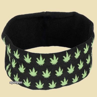 Weed Head Sweatband