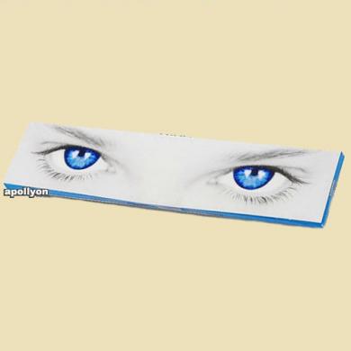 Wink Hemp Papers King Size Slim Blue