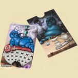 Alice Caterpillar Grinder Card