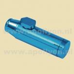 Bullet Aluminium Blauw