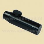 Bullet Aluminium Black