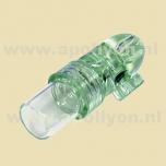 Bullet Medium coloured SNS Clear