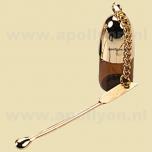 Bullet Medium Spoon on Vial
