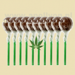 Cannabis Hash Lolly 10x