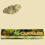 Cannabis King Size Hemp Flavoured Paper