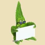 Cannabuds 3D Foto Frame