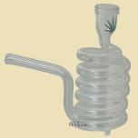 Glass Pipe Spiral Box