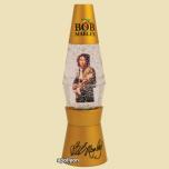 Glitter Lavalamp Bob Marley