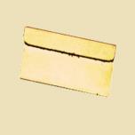 Gold razor-blade