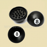 Grinder Acrylic Eightball