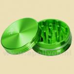 Grinder Black Leaf 50 Aluminium Groen in Box (2-delig)