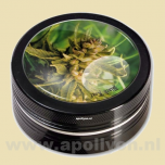 Grinder Black Leaf Weed (2-delig)
