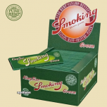 Hemp Paper Smoking Green King Size Box