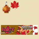 Juicy Jay's 1 1/4 Maple Syrup Flavoured Paper