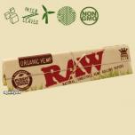 Raw Organic Hennep Vloei King Size Slim