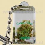 Keychain Acrylic Weed