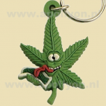 Keychain Cannabuds Tongue