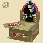 Smoking Gold K.S. Slim 50pks/33L