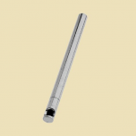 Snorter nickel plated for bottle