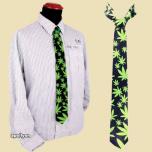 Black Tie Weed Leaves