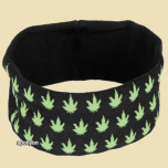 Weed Head Sweatband