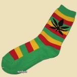 Weed Socks Rasta